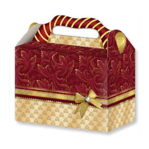 297, Коробка 2,0кг 245х130х195 МГК Для вас (25), 27060221, 41 600  руб., 27060221, FIESTA, Подарочная упаковка