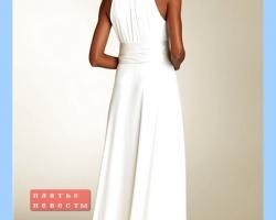Невеста в платье фотография выбор_13