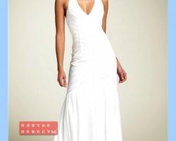 Невеста в платье фотография выбор_14