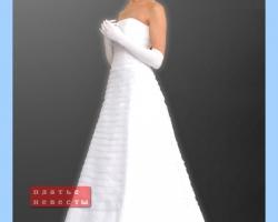 Невеста в платье фотография выбор_7