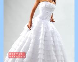 Невеста в платье фотография выбор_8
